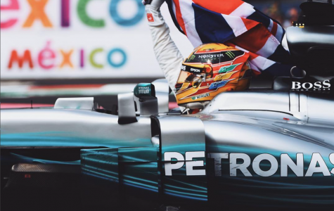 The Four-time World Champion – Lewis Hamilton