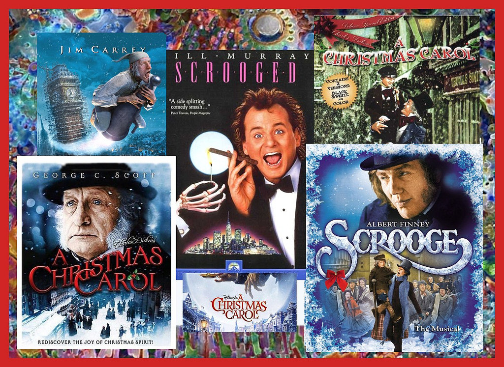 Christmas Movies One Can Watch Over This Break.