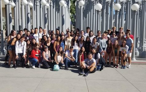 Mr. Kennedy's AP English Literature Visits LACMA