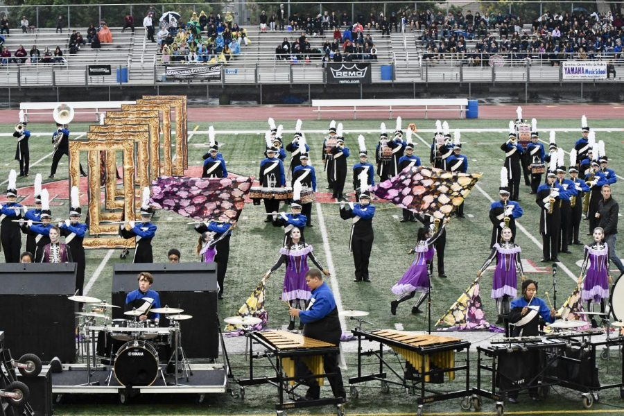 The+First+Marching+Band+Competition