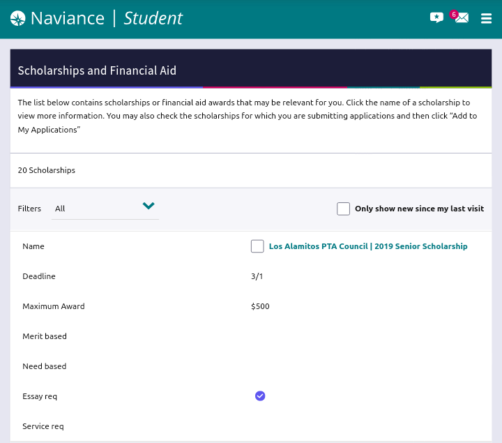 Naviance+is+a+website+that+has+links+to+scholarships+students+can+apply+for%2C+including+the+PTA+senior+scholarship.