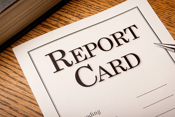 Progress Reports have come in, good and bad.