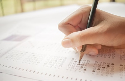 Students should choose the test that's right for them.  Photo Courtesy of Shutterstock