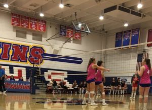 Los Al Girls Volleyball CIF Run Ends