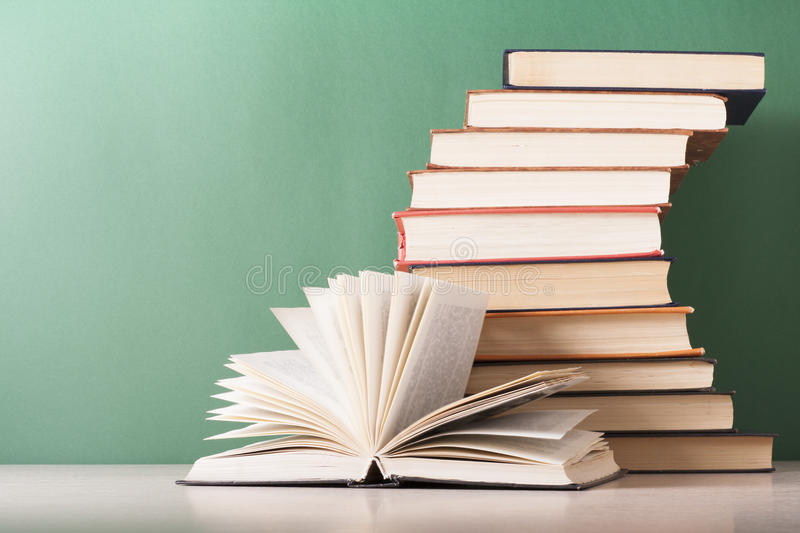 There is always classic book for everyone. Photo Courtesy of Dreamstime.com