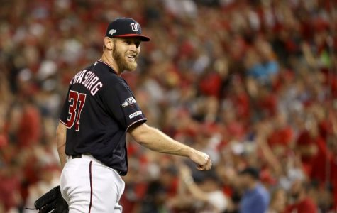 Stephen Strausburg is going to be with the Nationals for another 7 year!