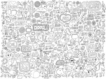 There are hundreds of doodle submitted from around the world every year for this contest.  (Photo Courtesy of depositphotos.com)