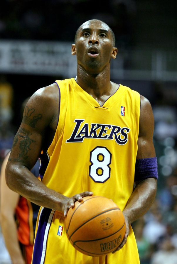 Kobe Bryant is one of the best NBA players of all time.
