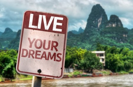 Understanding why you have dreams  can help you with remembering your dreams. (Photo Courtesy of Depositphotos)