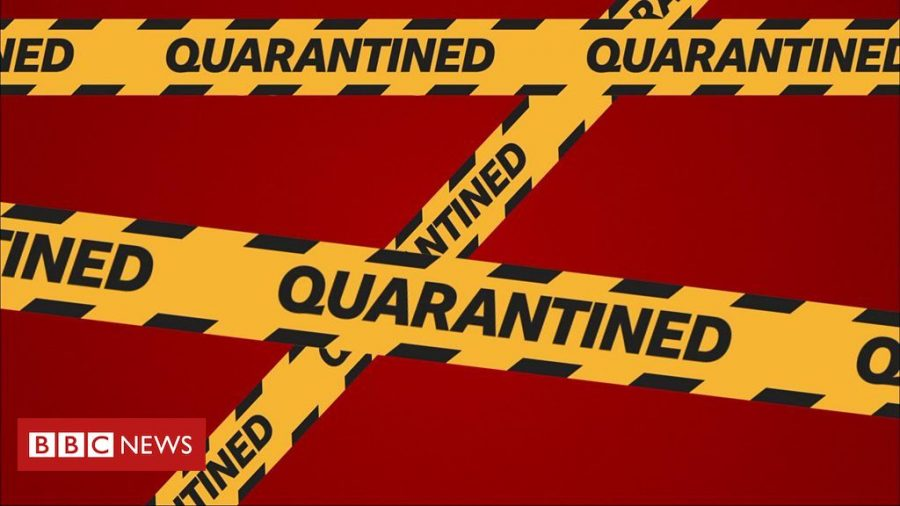 Being+quarantined+is+changing+the+way+people+think+and+act.