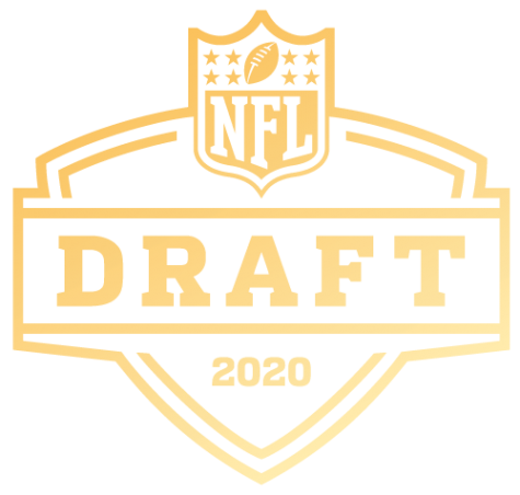 The NFL Draft 2020 happening April 23-25th Credits: NFL