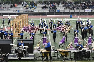 The First Marching Band Competition