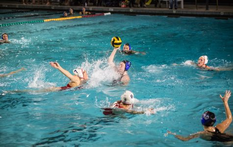 The Girls' Water Polo Team Prepares for Their Upcoming Season
