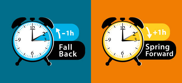 For Daylight Saving, we fall back and spring forward.  Photo Courtesy of iStock