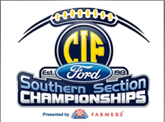 CIF Begins; Logo of CIF Southern Section Credit: CIF SS