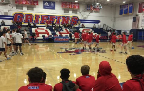 Los Al Basketball falls to Newport Harbor leaving the Grififns 1-3 in League