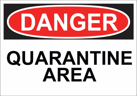 Being quarantined is not as bad as it sounds.