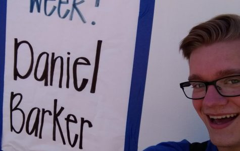 We'll miss your skill, kindness, and humor Daniel! (Photo Courtesy of Daniel Baker)